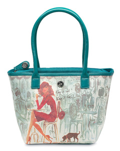 "Keep it Cool! Keep it Fresh! by IZAK - 11.5""x8""Insulated Lunch Tote"