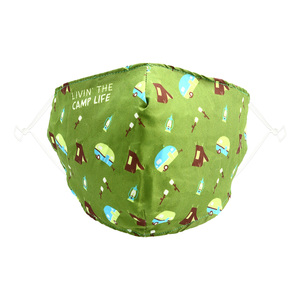 Camp Life by Pavilion Cares - Adult Reusable Fabric Mask