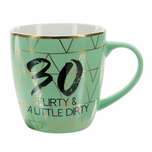 30 by Salty Celebration - 17 oz Cup