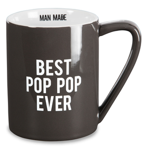 Pop Pop by Man Made - 18 oz Mug