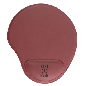 Best Dad by Man Made - Cushioned Mousepad