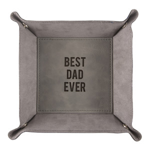 Best Dad by Man Made - Snap Together Tray