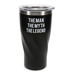 The Legend by Man Made - 24 oz Travel Mug