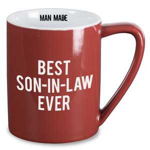 Son-in-Law by Man Made - 18 oz Mug