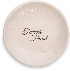 "Friend by Light Your Way Every Day - 5"" Ceramic Plate"