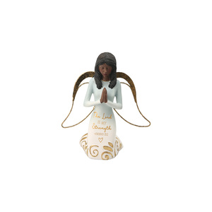 "EBN Lord by Comfort Collection - 5"" Kneeling Angel Praying"
