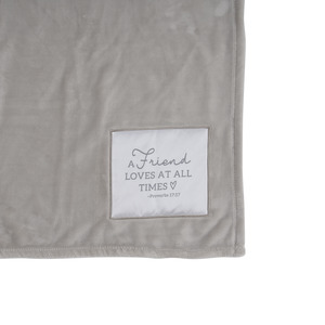 "Friend Loves by Comfort Blanket - 50"" x 60"" Royal Plush Blanket"