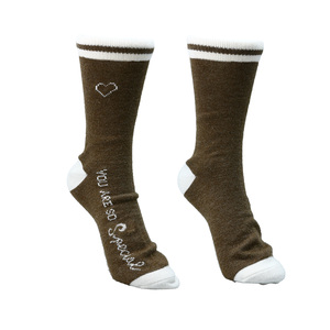 Someone Special by Comfort Collection - Ladies Crew Sock