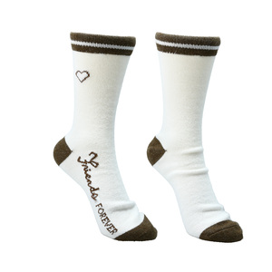 Friends by Comfort Collection - Ladies Crew Sock