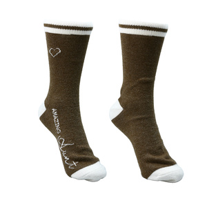 Aunt by Comfort Collection - Ladies Crew Sock