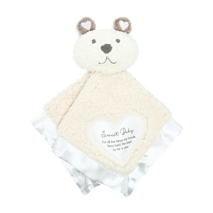 Sweet Baby by Comfort Blanket - Sherpa Lovey Blanket