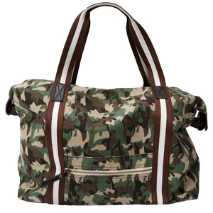 "Moss Woodland by H2Z Handbags - 23"" x 14"" Canvas Camo Tote"