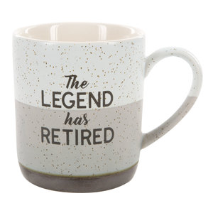 The Legend by Retired Life - 15 oz. Mug