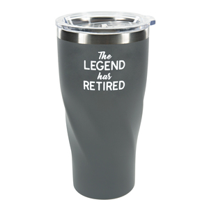 The Legend by Retired Life - 24 oz Travel Mug