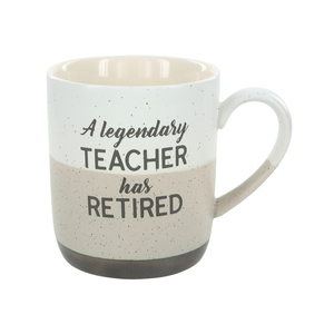 Legendary Teacher by Retired Life - 15 oz. Mug