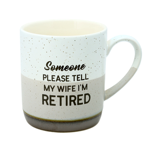 Wife by Retired Life - 15 oz. Mug