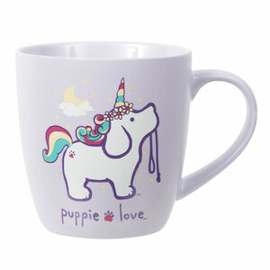 Unicorn by Puppie Love - 17 oz Cup