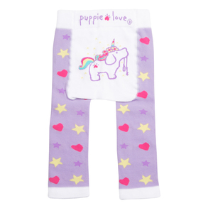 Unicorn by Puppie Love - 6 - 12M Leggings