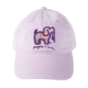 Boho by Puppie Love - Lilac Adjustable Hat