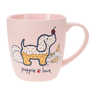 Ice Cream by Puppie Love - 17 oz Cup