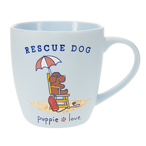 Rescue by Puppie Love - 17 oz Cup