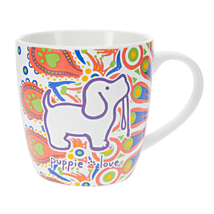 Boho by Puppie Love - 17 oz Cup