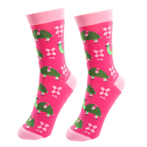 FML by Fugly Friends - S/M Unisex Cotton Blend Sock