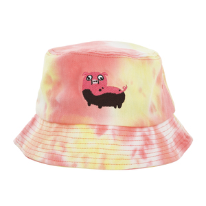 Shit Happens by Fugly Friends - Unisex Bucket Hat (One Size Fits Most)