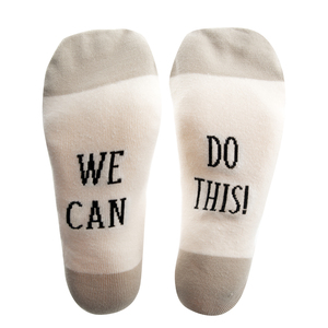 We Can Do This by Faith Hope and Healing - S/M Unisex Sock