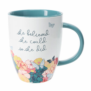 She Believed by Heartful Love - 20 oz. Cup