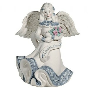 "Lisa Diane by Sarah's Angels - 6"" Godmother Angel"