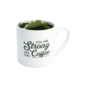 Strong by Camo Community - 15 oz Mug