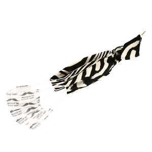 "Safari- Mask Ties-Set of 2 by Tuso - 48"" x 2.5"""