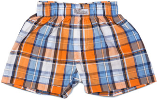 Orange Soda by Itty Bitty & Pretty - Boxer Shorts (3-6 Months)