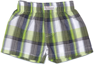 Grasshopper by Itty Bitty & Pretty - Boxer Shorts (6-12 Months)