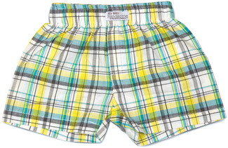 Sunny Sky by Itty Bitty & Pretty - Boxer Shorts (6-12 Months)