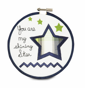 "Grasshopper by Itty Bitty & Pretty - You are my shining star 5.5"" Wall Covering"