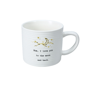 Mom I Love You by Thoughtful Words - 10 oz. Mug
