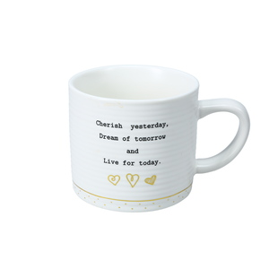 Live for Today by Thoughtful Words - 10 oz. Mug