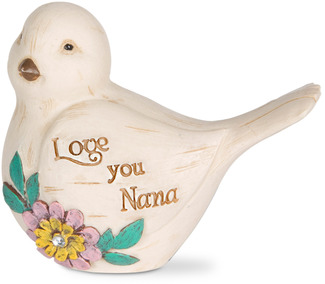 "Nana by Simple Spirits - 2.25"" Bird Figurine"