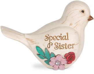 "Sister by Simple Spirits - 2"" Bird Figurine"