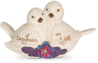 "Daughter by Simple Spirits - 2.25"" Bird Figurine"