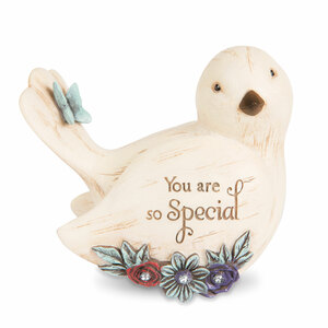 "So Special by Simple Spirits - 3.5"" Bird Figurine"