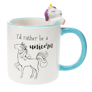 Unicorn by Pavilion's Pets - 17 oz Mug