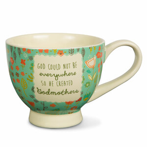 Godmother by A Mother's Love by Amylee Weeks - 17oz Cup