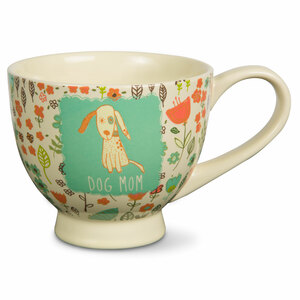 Dog Mom by A Mother's Love by Amylee Weeks - 17oz Cup