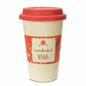 Nana by A Mother's Love by Amylee Weeks - 11oz Ceramic Travel Mug