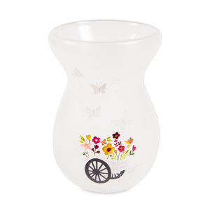 Wheel Barrow by Bless My Bloomers - Wax Warmer