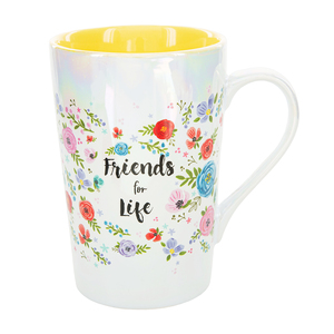 Friends by Bunches of Love - 15 oz. Latte Cup