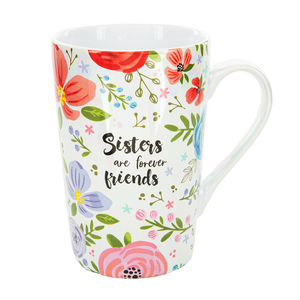 Sisters by Bunches of Love - 15 oz. Latte Cup